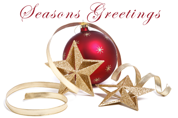 Seasons Greetings and SellCAD Holiday Notice